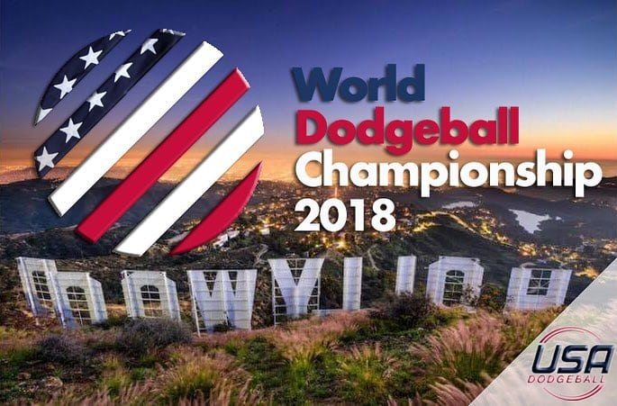 2018 WDBF Dodgeball World Championships