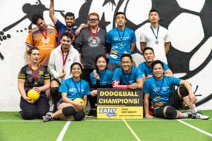 Zetland Dodgeball League